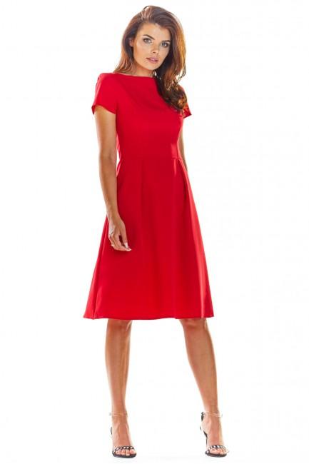 CM4481 Koktajlowa sukienka...