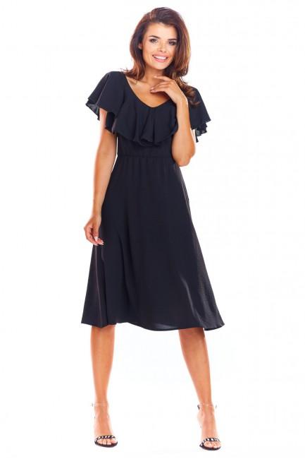 CM4503 Elegancka sukienka...