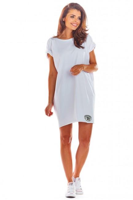 CM4519 Sukienka mini z...