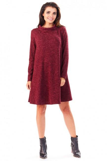 CM3227 Wyjątkowa sukienka z...