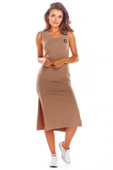 CM4525 Dopasowana sukienka...