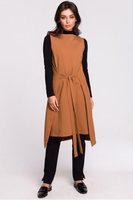 CM4601 Sukienka-tunika bez...