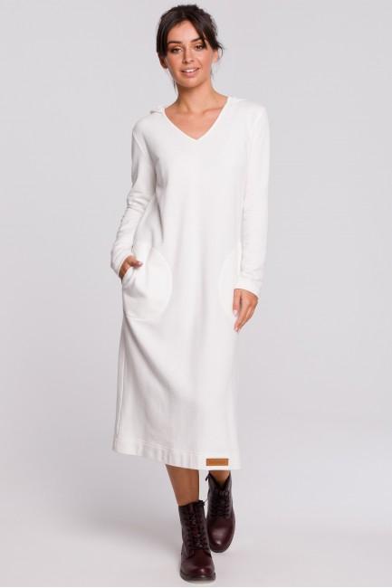 CM4603 Sukienka maxi z...