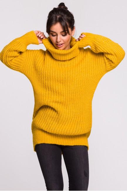 CM4616 Długi sweter z...