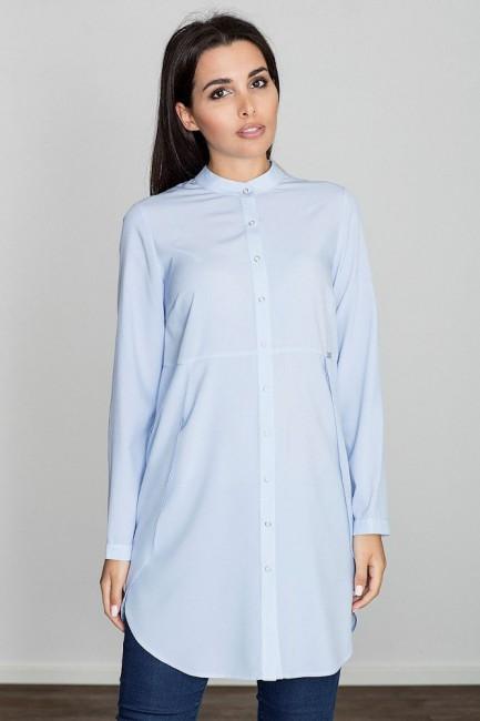 CM3230 Kobieca sukienka o...
