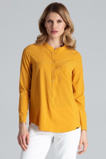 CM4626 Klasyczna bluzka...