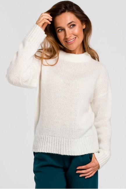 CM4647 Krótki sweter o...