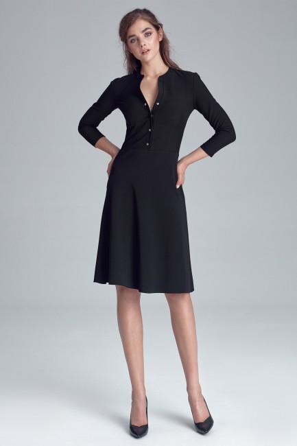 CM4650 Sukienka zapinana na...