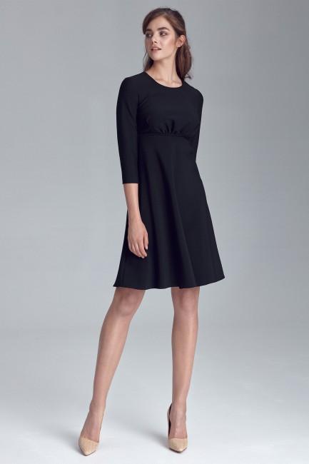 CM4651 Wygodna sukienka z...