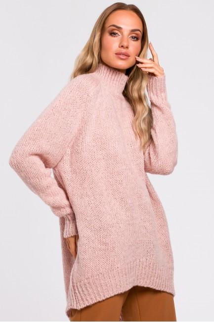 CM4786 Asymetryczny sweter...