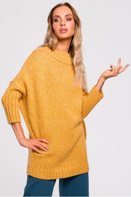 CM4788 Ciepły sweter z...
