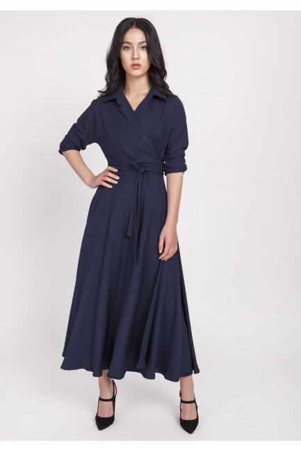 CM4660 Kopertowa sukienka...