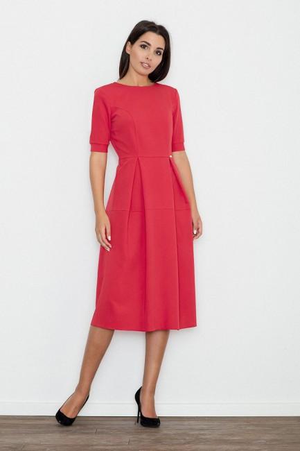 CM3237 Odcinana sukienka...
