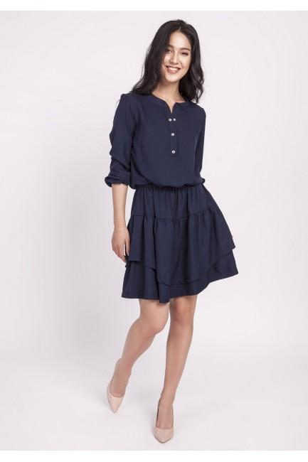 CM4663 Stylowa sukienka z...