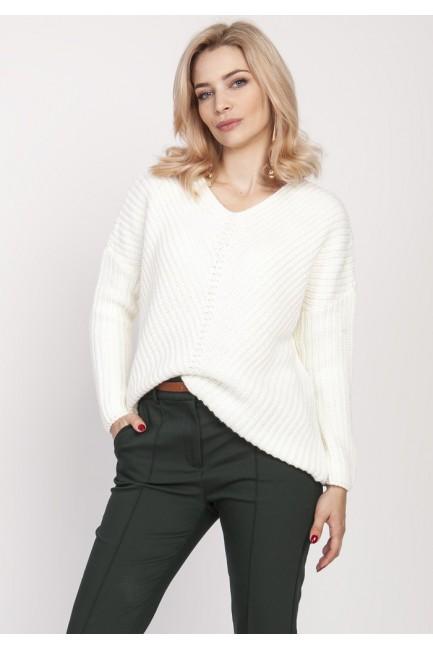 CM4682 Duży wygodny sweter...