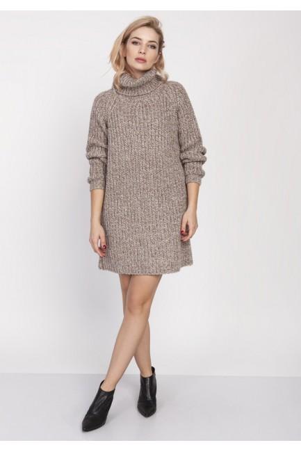 CM4684 Dzianinowa sukienka...