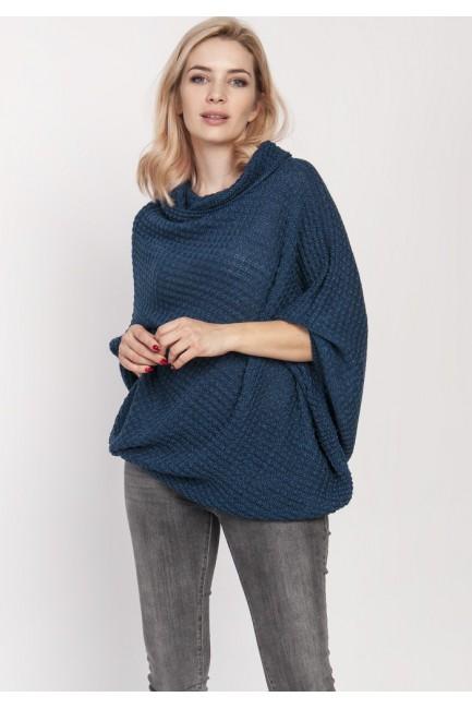 CM4685 Luźny miękki sweter...