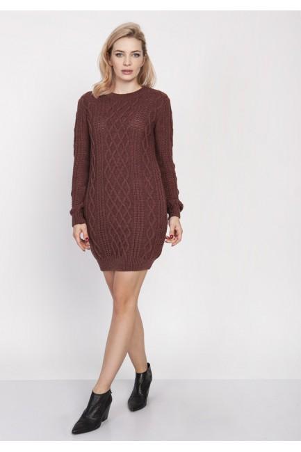 CM4688 Dzianinowa sukienka...