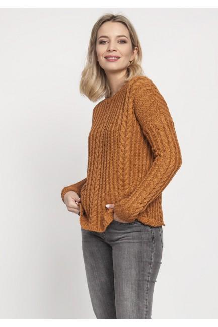 CM4689 Klasyczny sweter z...