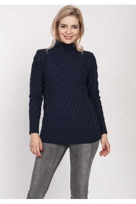 CM4691 Elegancki sweter z...