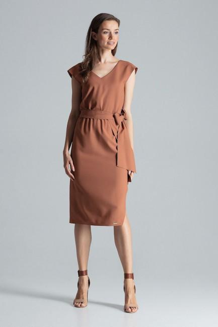 CM4696 Sukienka midi z...
