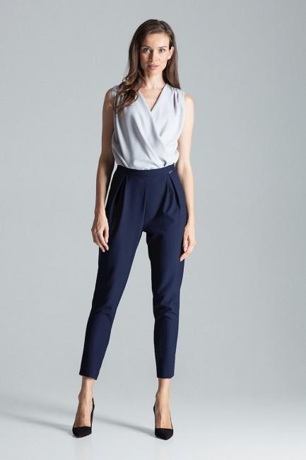 CM4698 Klasyczne spodnie z...
