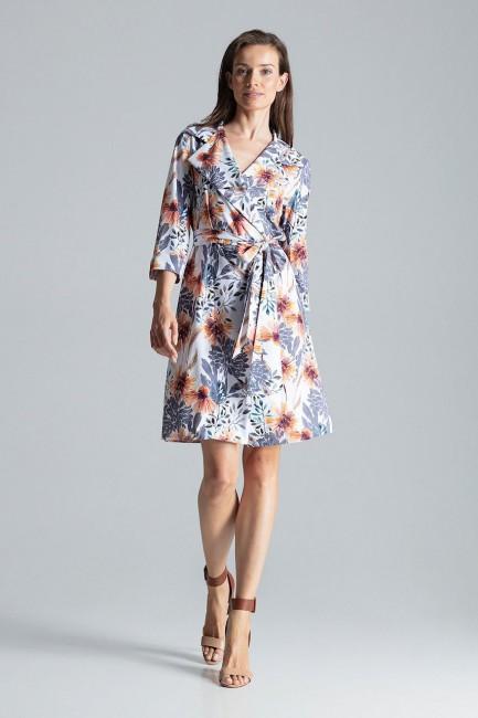 CM4702 Zwiewna sukienka...
