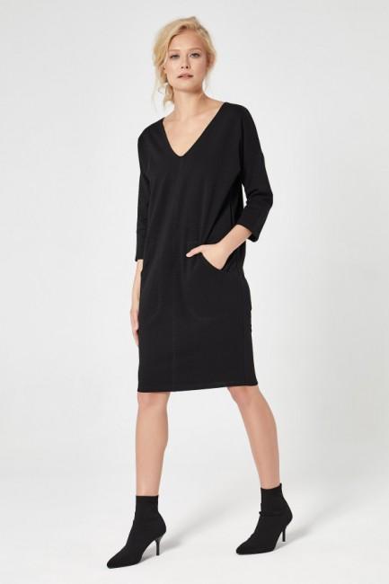CM4731 Sukienka dresowa z...