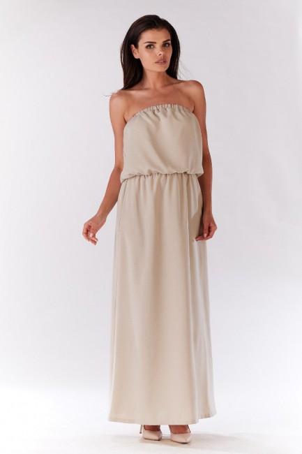 CM3278 Zwiewna sukienka...