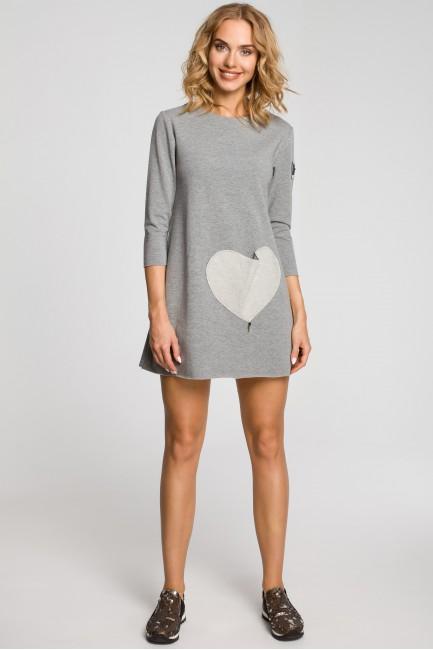 CM0356 Mini sukienka -...