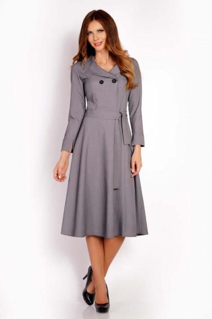 CM3294 Nowoczesna sukienka...