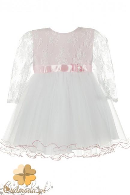 MA076 Sukienka dziecięca z...