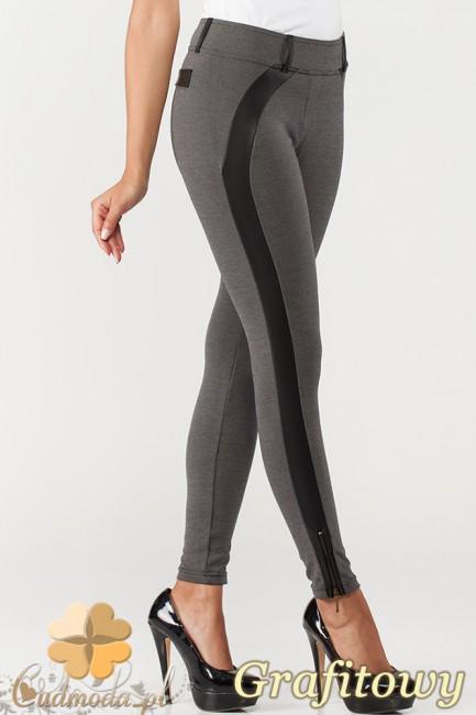 CM1015 Spodnie rurki...