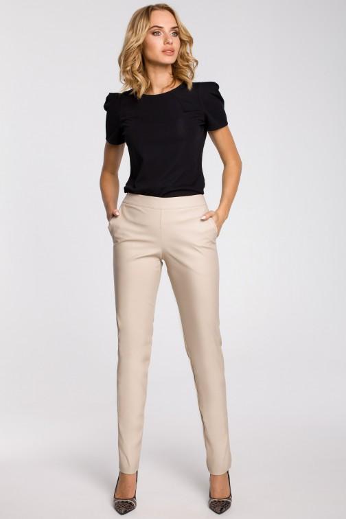damskie spodnie eleganckie
