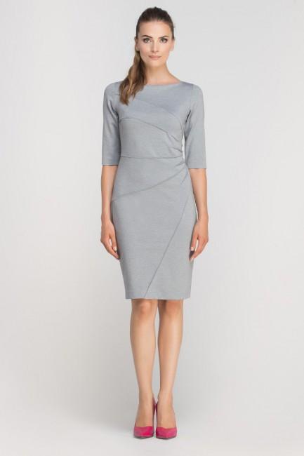 CM3362 Dopasowana sukienka...