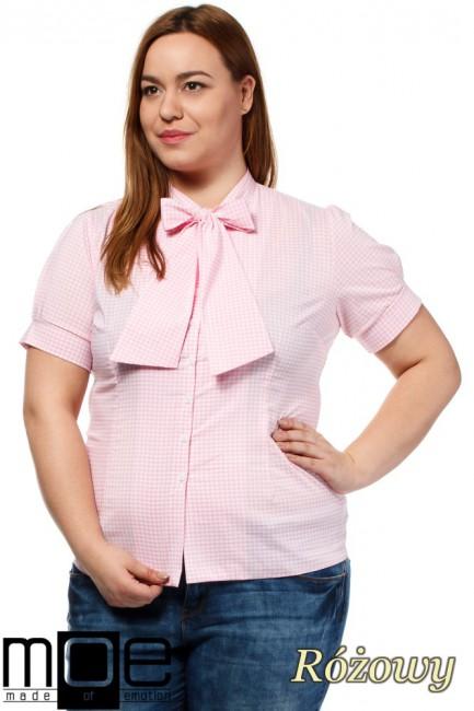 CM1644 Damska koszula w...