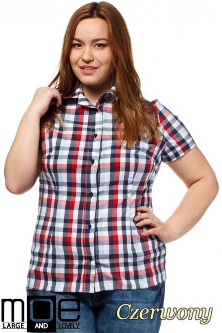 CM1651 Elegancka koszula w...
