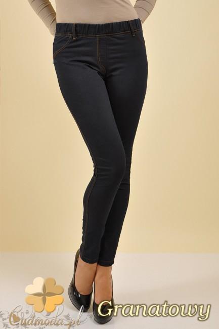 CM0132 Legginsy jeans z...