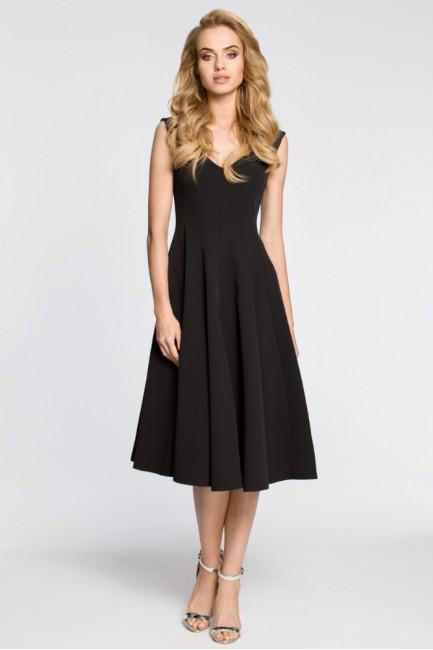 CM2049 Wieczorowa sukienka...