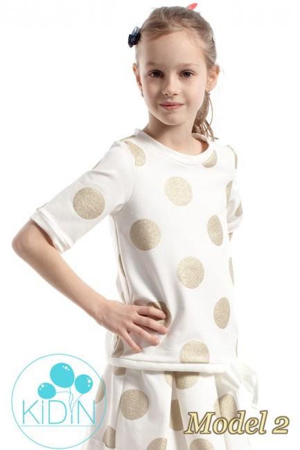 Dziecięca bluzka z nadrukiem - model 2