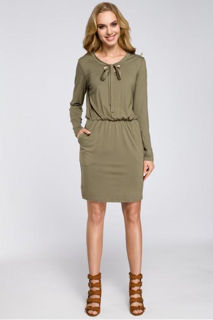 CM2563 Sukienka z...