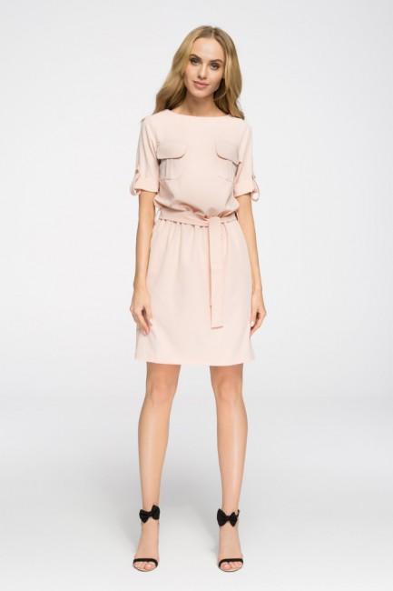 CM2678 Odcinana sukienka...