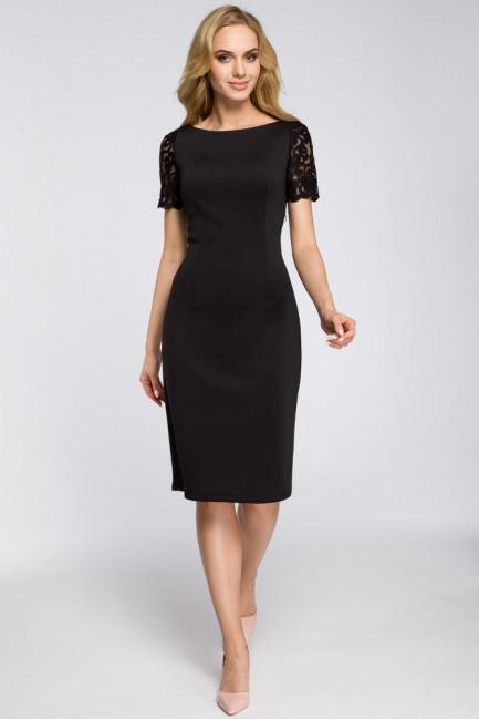 CM2624 Kobieca sukienka z...
