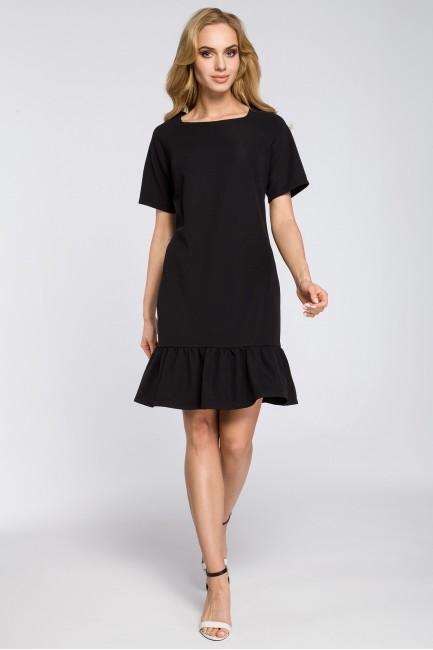CM2688 Wygodna sukienka z...