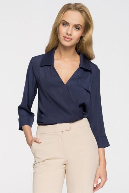 CM2690 Elegancka bluzka...