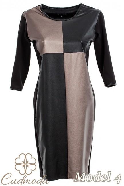 CM2709 Ołówkowa sukienka z...