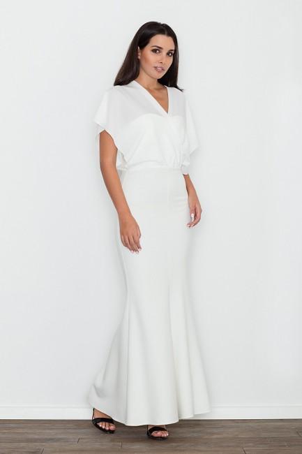 CM3472 Dopasowana sukienka...