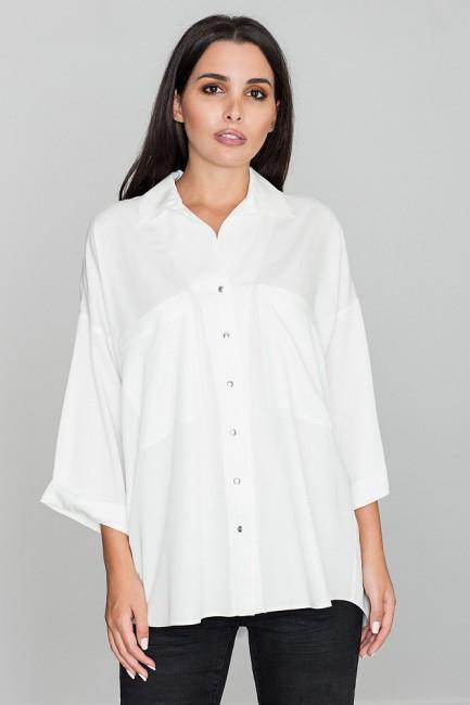 CM3476 Luźna koszula...