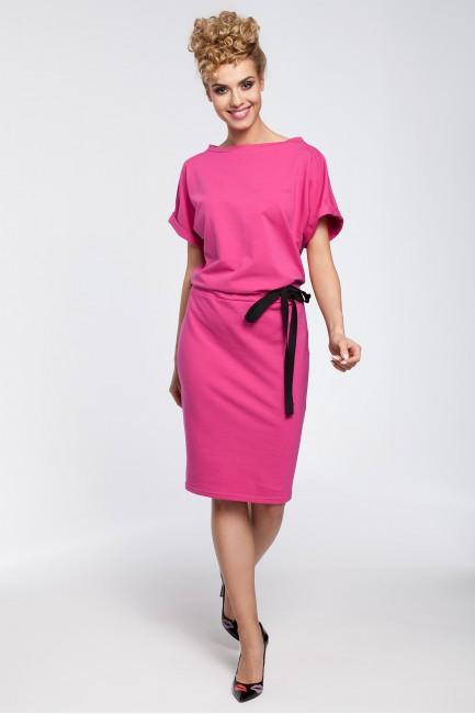 CM2900 Sukienka midi z...