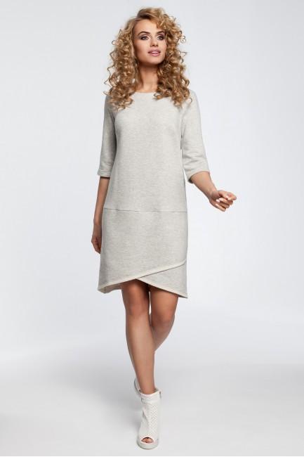 CM2908 Dopasowana sukienka...